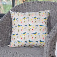 Bluetit Cushion